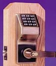 Push Button Entry Locks